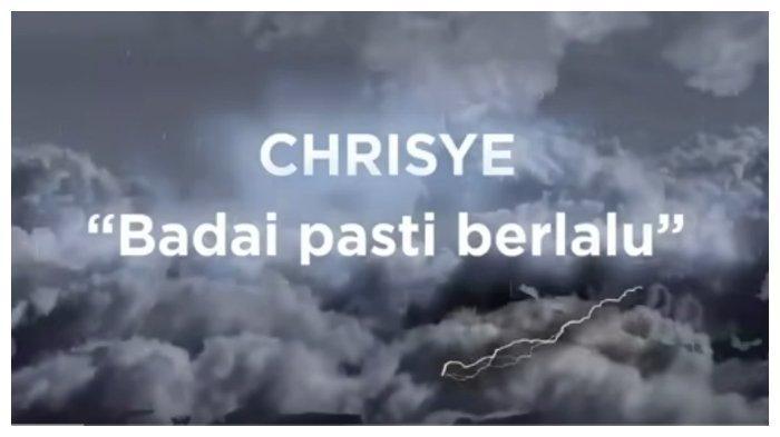 Chord Gitar dan Lirik Lagu Badai Pasti Berlalu - Chrisye
