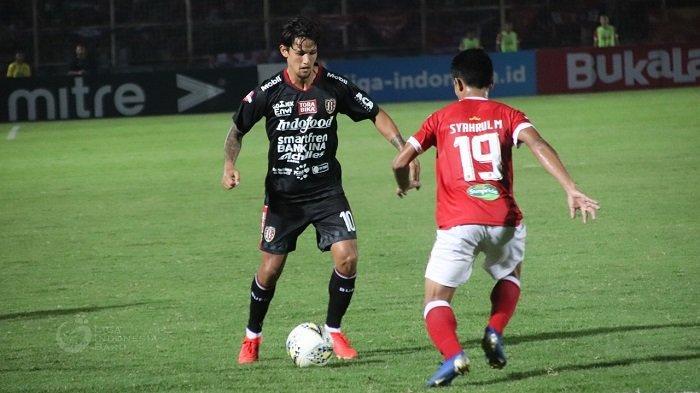 3 Partai Liga 1 2019, Jadwal Bola Hari Ini: Barito Putera, Bali United, Persela hingga PSS