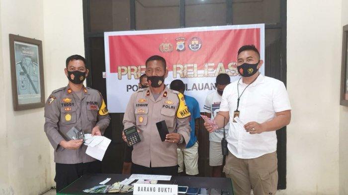 Bandar Judi Togel Omzet Rp 9 Jutaan Perhari Ditangkap Satreskrim Polres Kepulauan Aru