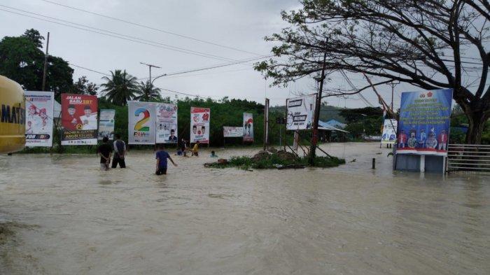 Ribuan Rumah di Kota Bula Maluku Terendam Banjir, Tidak Ada Korban Jiwa