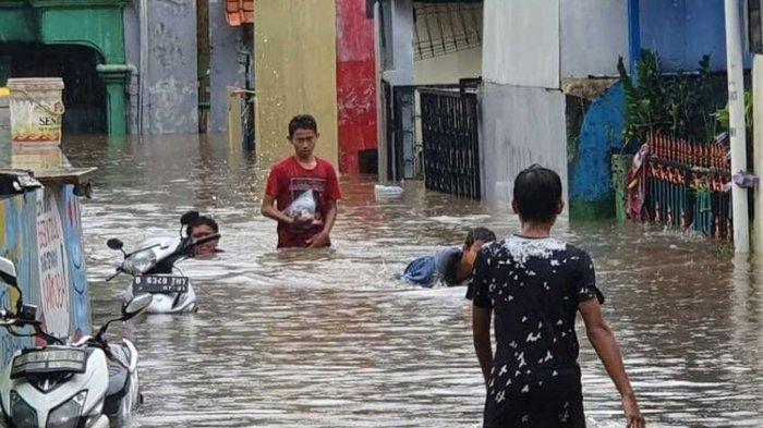 Sejumlah Wilayah Jakarta Terendam Banjir, PNS dapat Jatah Cuti, Ini Penjelasan Tjahjo Kumolo