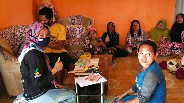 58 Warga Batabual Bantuan Sosial PKH Tahap Dua
