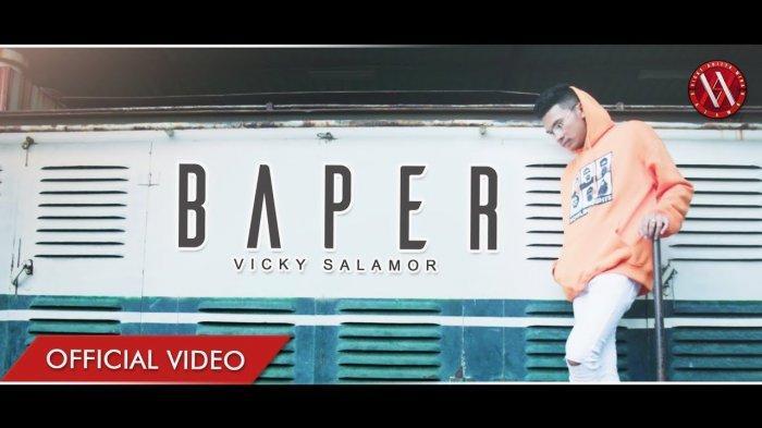 Chord Lagu Ambon Baper - Vicky Salamor: Beta Kecewa Saat Se Pilih Dia