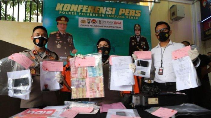 Surat Hasil Rapid Test Dipalsukan, Terjual hingga Ratusan Formulir, Polisi Tangkap 3 Orang