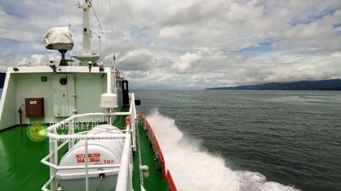 Hari Ke-7 Basarnas Ambon Cari ABK KM. Hentri Hingga ke Laut Banda