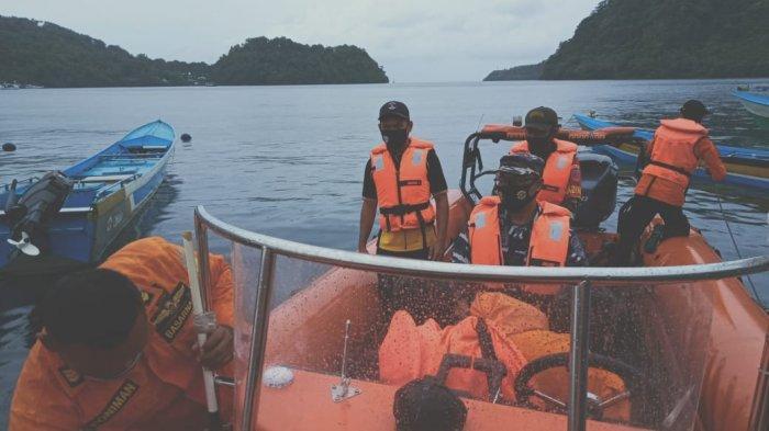 Warga Pulau Ai Terjatuh di Perairan Banda Belum Ditemukan