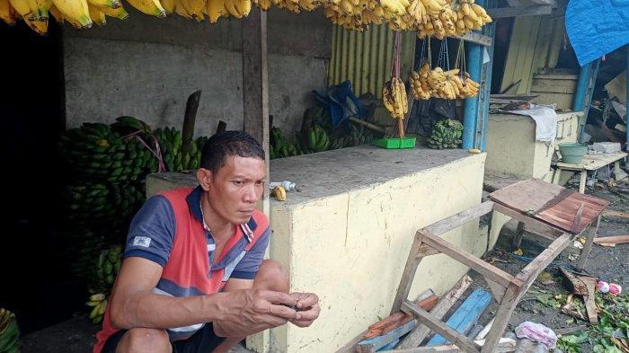 Pedagang di Batu Koneng-Kota Ambon Masih Trauma, Takut Longsor Susulan