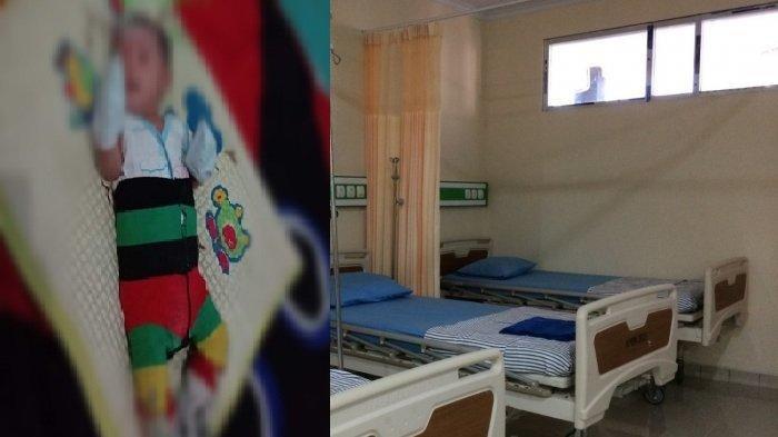 Bayi Pertama Positif Covid-19 di Maluku, Umur 13 Hari Harus Terpisah dari sang Ibu