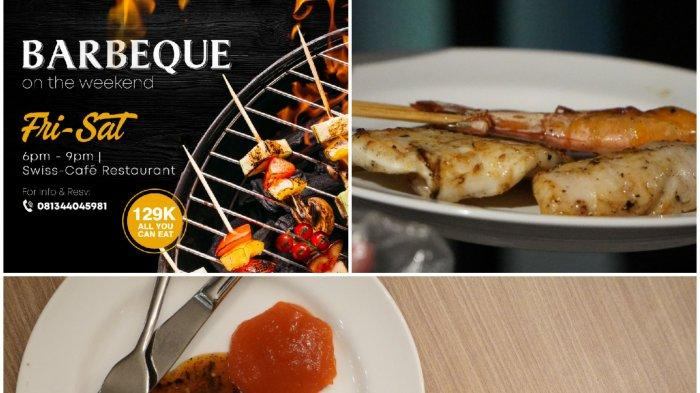 Nikmati BBQ Setiap Akhir Pekan di Swiss-Belhotel Ambon, Hanya Rp. 129.000 Loh