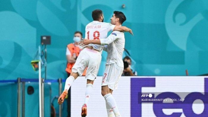 Hasil Swiss vs Spanyol di Euro 2021, La Furia Roja Lolos ke Semifinal