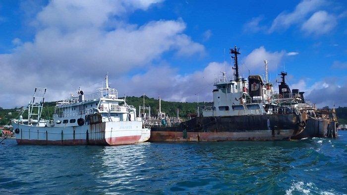 Bekas Kapal Asing Sitaan Susi di Teluk Ambon akan Dimanfaatkan Menteri Edhy Prabowo, Ini Katanya