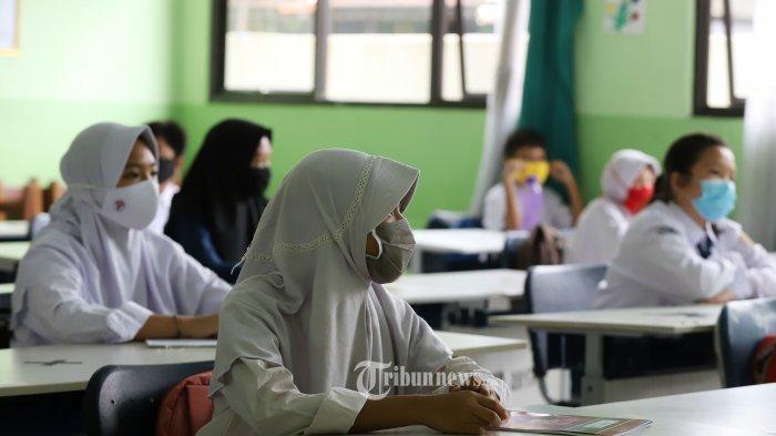 Pembelajaran Tatap Muka di Sekolah Zona Kuning dan Hijau Diperbolehkan, Tapi Tidak Diwajibkan