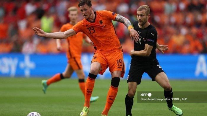 Hasil Babak Pertama Belanda vs Ceko, Belum Ada Satu Gol Tercipta