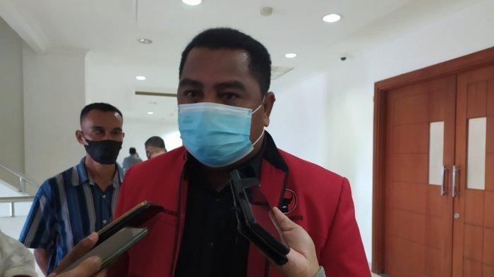 Inspeksi Dadakan Tim Pansus DPRD Maluku, Watubun; Gaji Nakes di RSUD Haulussy Hanya Rp 1 Juta