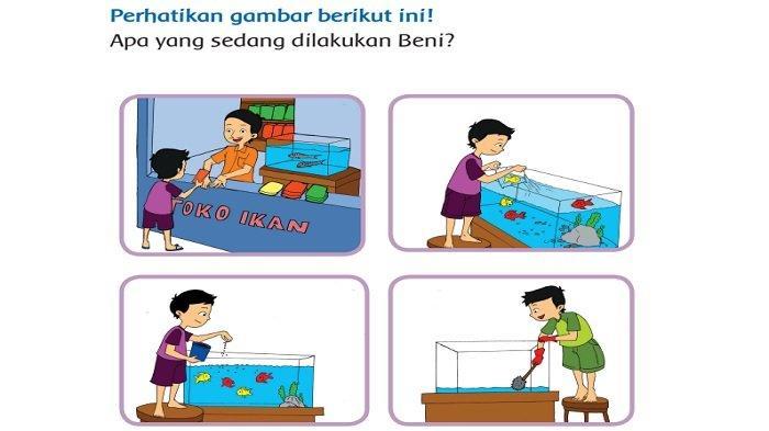Kunci Jawaban Buku Tematik Kelas 3 SD Tema 2, Subtema 4 Pembelajaran 4 Halaman 183 184 185 186