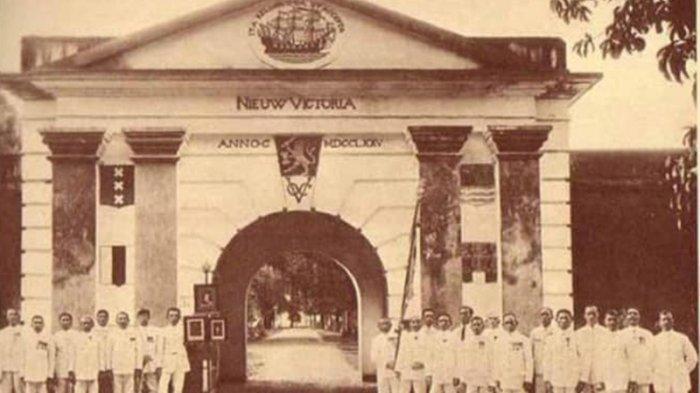Revitalisasi Benteng Victoria Ambon Pertahankan Tampilan Awal Benteng