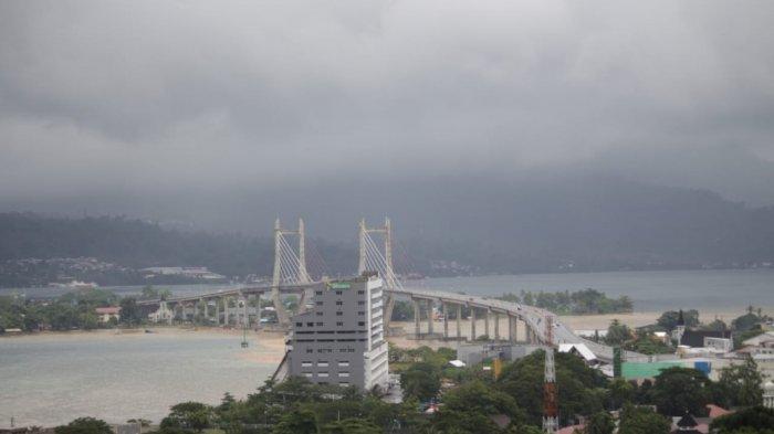 Prakiraan Cuaca Per 3 April 2021, Cuaca Kota Ambon Diprediksi Berawan Seharian Kecuali Saat Malam