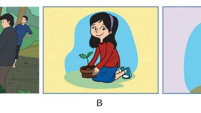 Apa yang Dilakukan Beni Terhadap Makanannya? Kunci Jawaban Kelas 4 Tema 3 Halaman 7-15