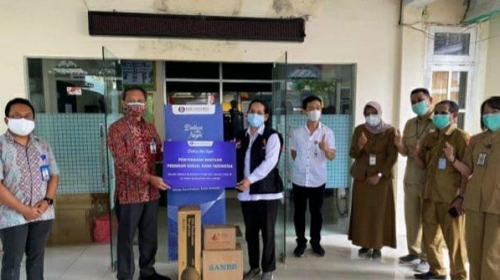 Ikut Berantas Covid-19, Bank Indonesia Salurkan 1000 APD Kepada Nakes di Ambon