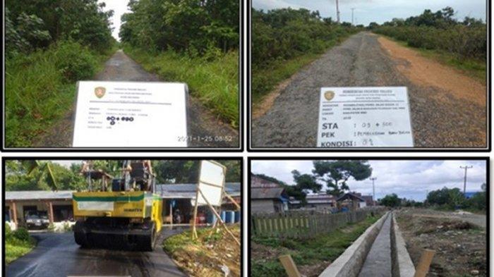 66 Proyek Garapan Bina Marga PUPR Maluku Sudah Rampung Sejak Maret 2021