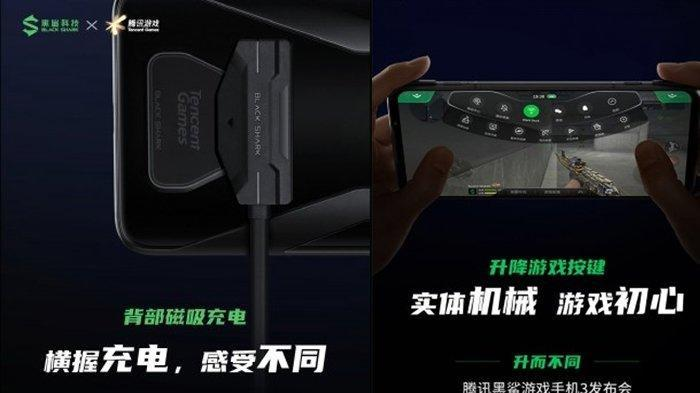 Rilis Besok, Berikut Spesifikasi Xiaomi Black Shark 3