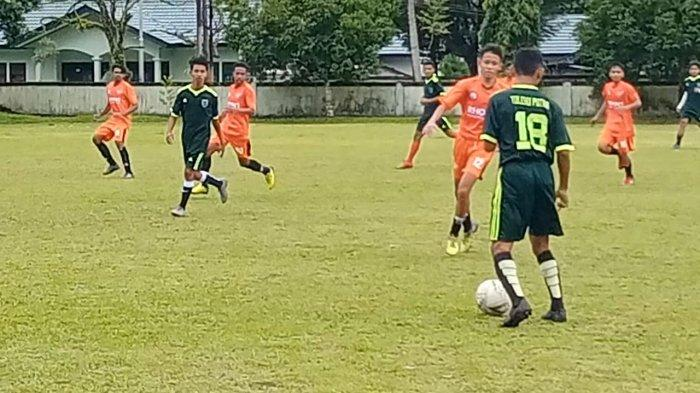 Persiapan Menuju Piala Soeratin U-17, Tulehu Putra Lakukan Persiapan Fisik