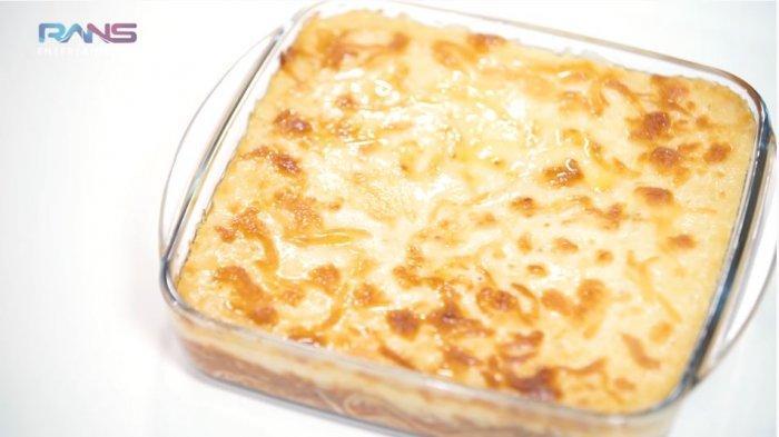 Resep dan Cara Membuat Spaghetti Brulee yang Viral, Praktis dan Anti gagal
