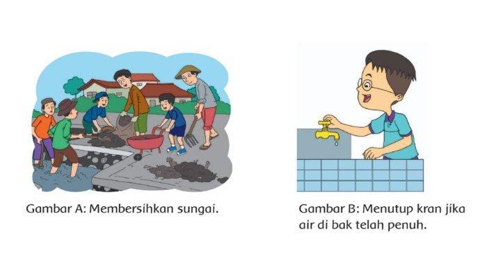Kunci Jawaban Buku Tematik Tema 2 Kelas 4 SD Pembelajaran 2: Sumber Energi Halaman 11 12 13 14