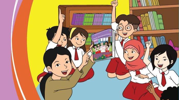 Kunci Jawaban Buku Tematik Tema 2 Kelas 4 Subtema 3 Pembelajaran 6: Evaluasi Halaman 137