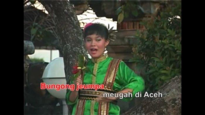 Jawaban Soal TVRI Kelas 1-3 Rabu, 29 April: 3 Kata dari Daerah Aceh dalam Lagu Bungong Jeumpa