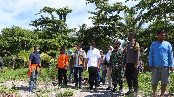 98 Bangunan Rusak Dampak Gempa Maluku Tengah Segera Direlokasi