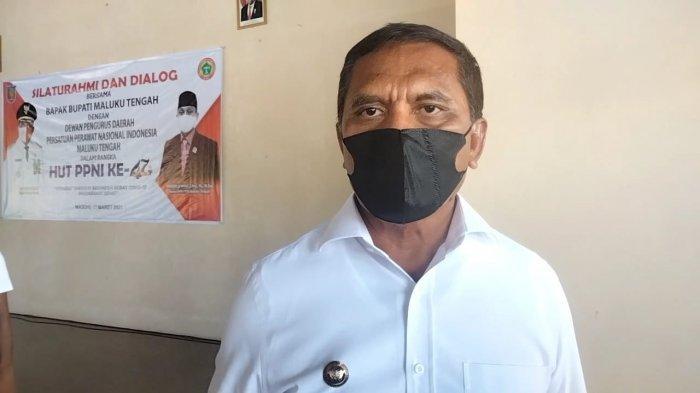 Bupati Maluku Tengah: Pedagang yang Menolak Divaksinasi Akan Dicabut Izin Usahanya
