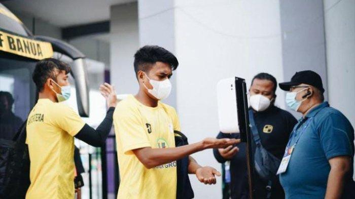 Ini Alasan Mengapa Buyung Lessy tak Dimainkan Kontra Persib Bandung