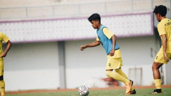 Buyung Lessy Bakal Absen pada Laga Kontra Bali United