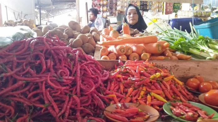 Harga Cabai Rawit Kian Pedas di Kota Tual Jelang Ramadhan