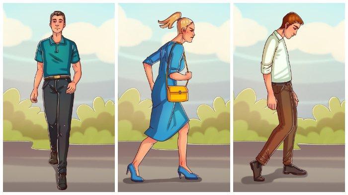 Tes Kepribadian: Cara Berjalanmu Dapat Mencerminkan Karaktermu!