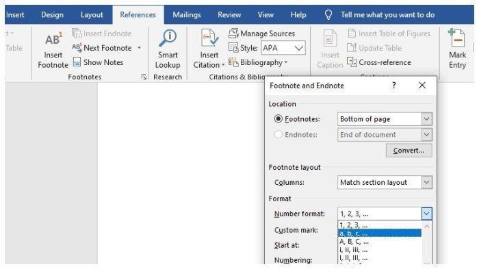 Cara Membuat Footnote di Microsoft Word, Mudah dan Praktis