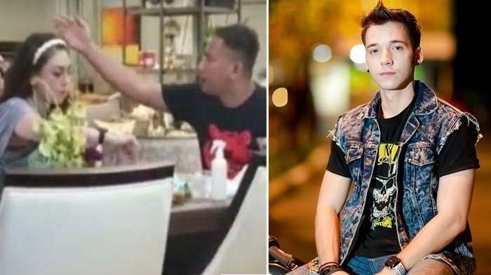 Tepergok Makan Bareng Vicky Prasetyo, Celine Evangelista Menangis Minta Maaf pada Kalina Oktarani
