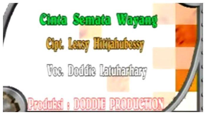 Chord Lagu Ambon Cinta Semata Wayang - Doddie Latuharhary 'Beta Terlanjur Sayang'