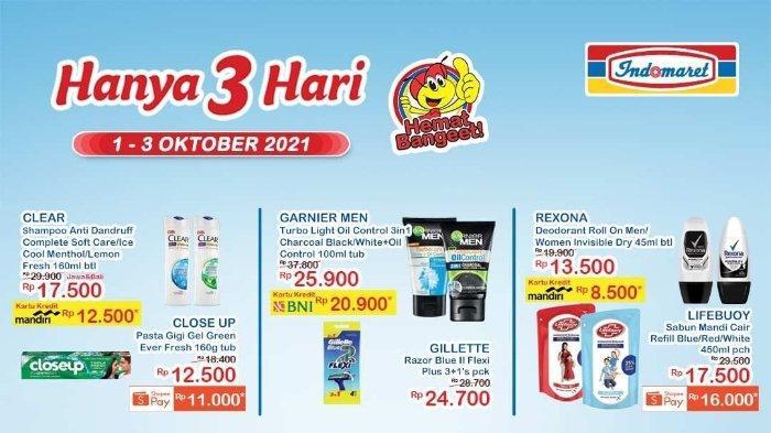 Katalog Promo JSM Indomaret 3 Oktober 2021: Close Up Pasta Gigi Gel 160g Rp 11.000 dengan Shopeepay