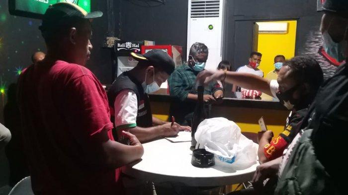 Tetap Beroperasi, Izin Usaha Club Malam di Jl. Diponegoro Terancam Dicabut