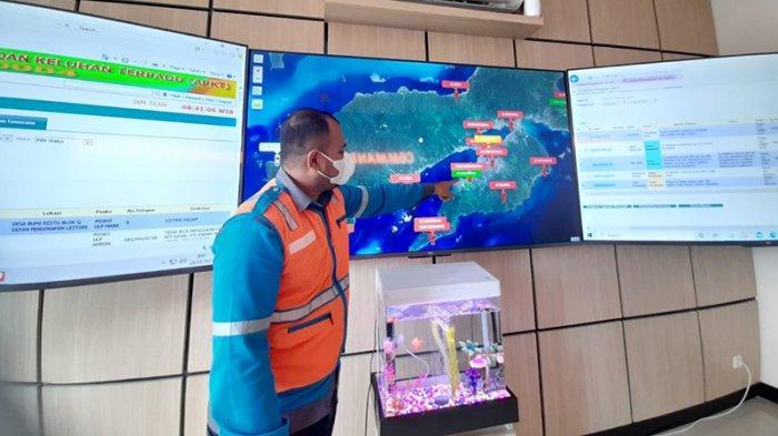 Percepat Layanan Gangguan, PLN Kini Miliki Command Center di Wilayah Maluku & Maluku Utara