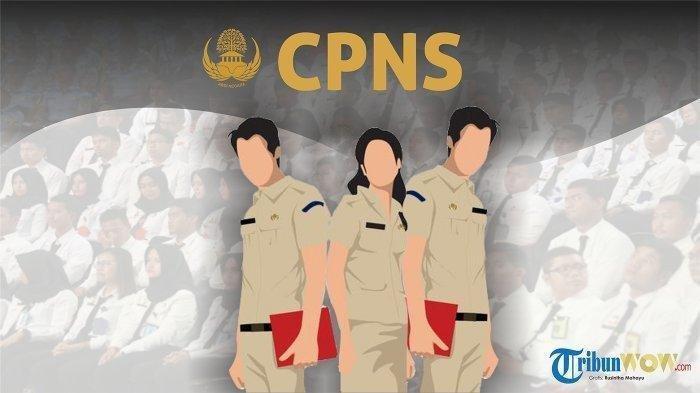 Data Terbaru Pelamar CPNS 2019, Kemenkumham Jadi Favorit, 10 Formasi Ini Tak Diminati Sama Sekali