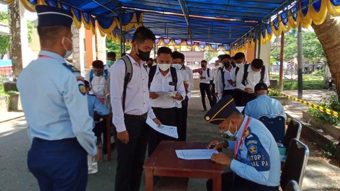Update Tes CPNS Kemenkumham Maluku: Selama Tiga Hari SKD Ada 433 Peserta Gugur