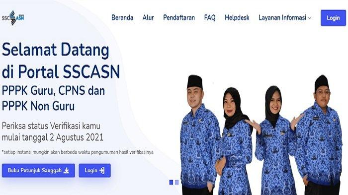 BESOK TERAKHIR, Simak Cara Mengajukan Sanggah Hasil Seleksi Administrasi CPNS Kota Ambon 2021