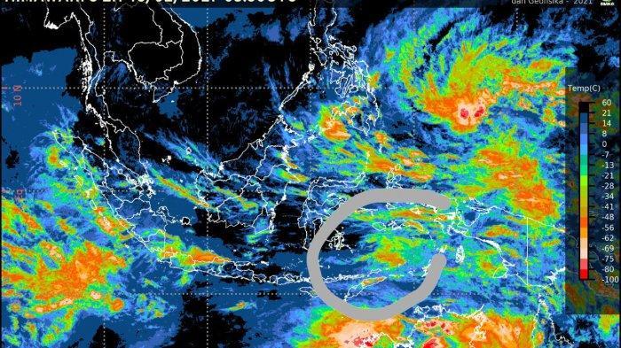 Waspada Tinggi Gelombang Capai 4 Meter Dua Hari ke Depan di 5 Perairan Maluku