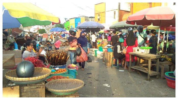 Alasan Sejumlah Pedagang Memilih Berjualan di Pasar Mardika, Tingkat Pendapatan Relatif Masih Tinggi