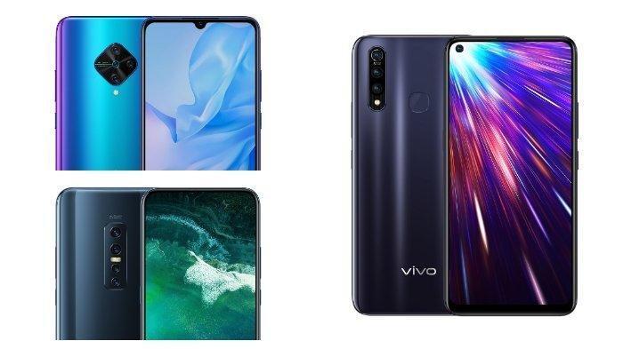 Harga Terbaru HP Vivo Februari 2020: Vivo S1 Pro Rp 3,6 Jutaan