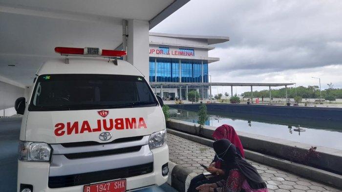 Datangi RSUP dr J Leimena Ambon, Keluarga Minta Jenazah Disalatkan di Rumah Duka