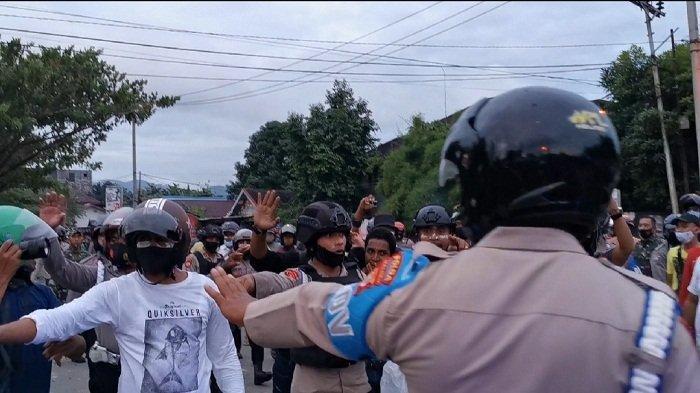 Tiga Demonstran di Unpatti Ambon Ditahan, Kapolda Maluku: Kami Akan Lakukan Rapid Test